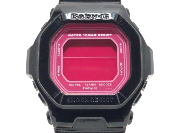 CASIO(カシオ) 腕時計 Baby-G BG-5601 レディース ラバーベルト ピンク