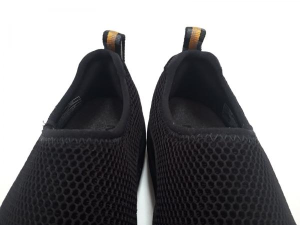 MERRELL(メレル) スニーカー 5.5 レディース 黒 化学繊維×スエード