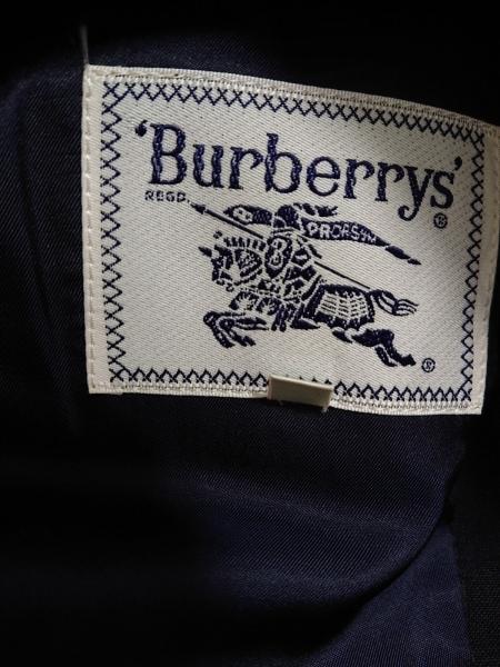 Burberry's(バーバリーズ) ジャケット サイズ9 M レディース 肩パッド/ストライプ