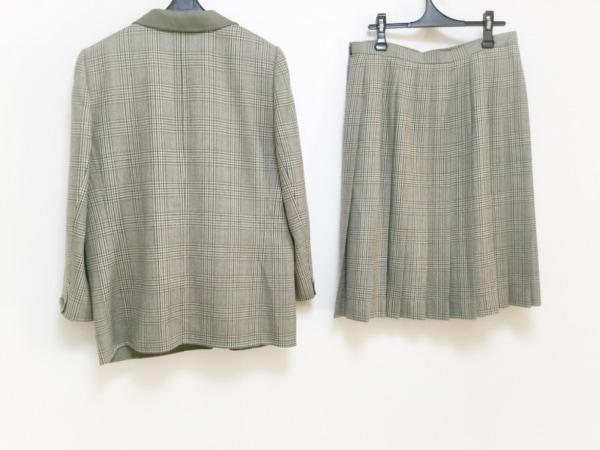 レリアン スカートスーツ サイズ13+ S レディース美品  チェック柄/3点セット