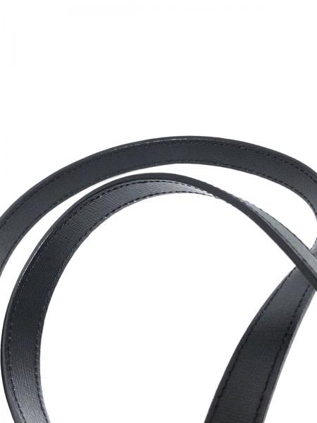 PaulSmith(ポールスミス) リュックサック美品  黒×ベージュ レザー