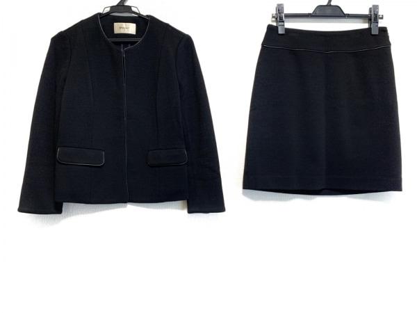 BALLSEY(ボールジー) スカートスーツ サイズ38 M レディース 黒