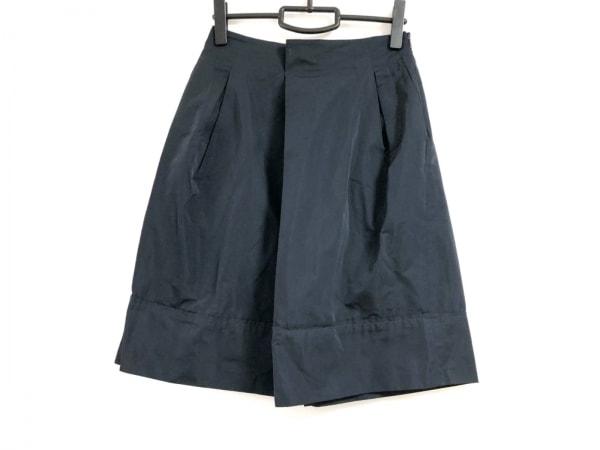 JILSANDER(ジルサンダー) スカート サイズ36 S レディース美品  ネイビー