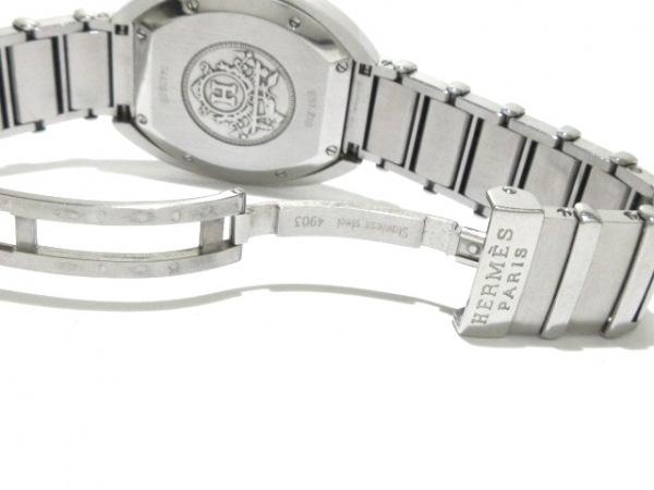 HERMES(エルメス) 腕時計 エスパス ES1.210 レディース 黒