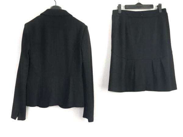 UNTITLED(アンタイトル) スカートスーツ サイズ3 L レディース 黒