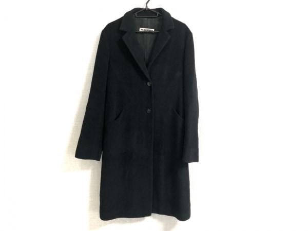 JILSANDER(ジルサンダー) コート サイズ36 S レディース美品  黒 冬物