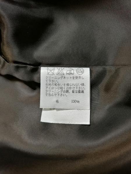 スナオクワハラ ワンピーススーツ サイズM レディース レッド×黒×イエロー