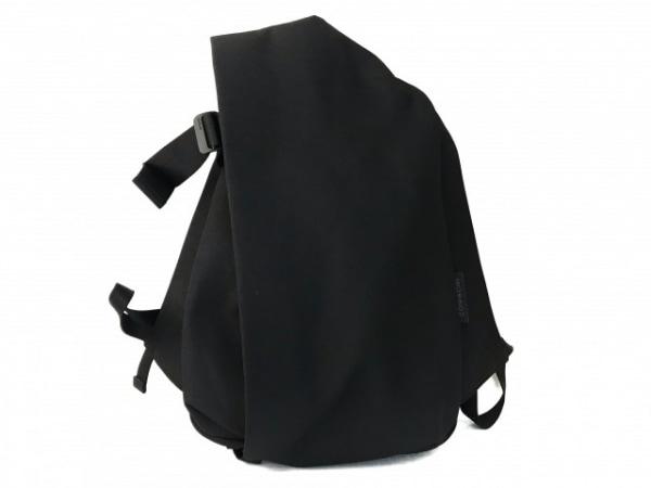Cote&Ciel(コートエシエル) リュックサック美品  黒 ナイロン
