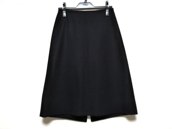 JILSANDER(ジルサンダー) スカート サイズ34 XS レディース美品  ダークネイビー NAVY
