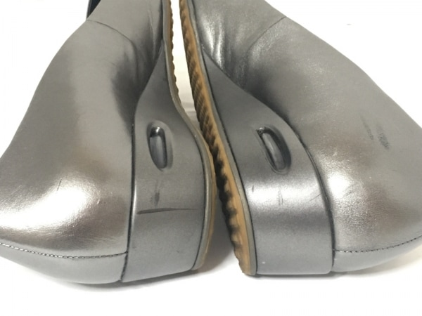 COLE HAAN(コールハーン) パンプス 8 レディース グレー ウェッジソール/NIKE AIR