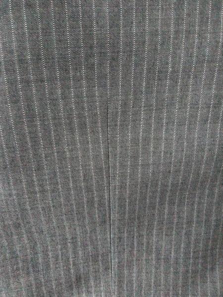 ボリオリ シングルスーツ サイズ46 S メンズ新品同様  ダークグレー ストライプ