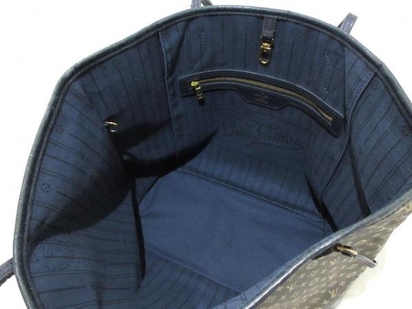ルイヴィトン トートバッグ モノグラム・イディール ネヴァーフルMM M40514 アンクル