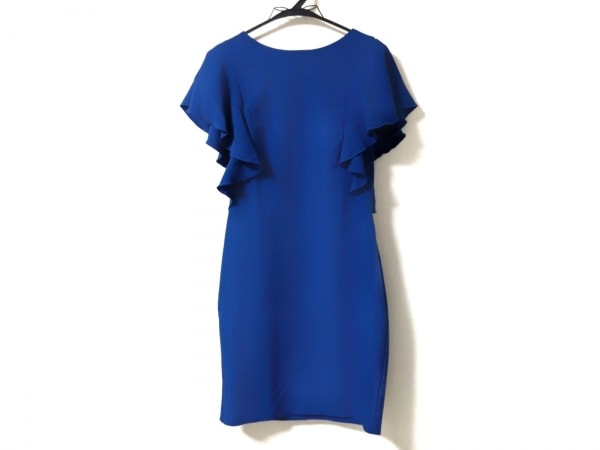 RalphLauren(ラルフローレン) ワンピース サイズ6 M レディース美品  ブルー
