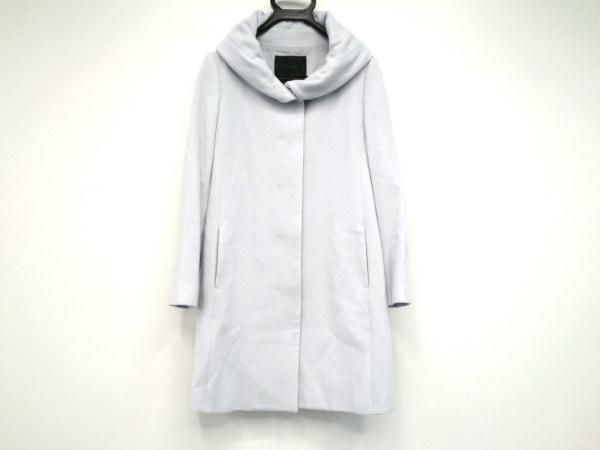 UNTITLED(アンタイトル) コート サイズ2 M レディース ライトブルー 冬物