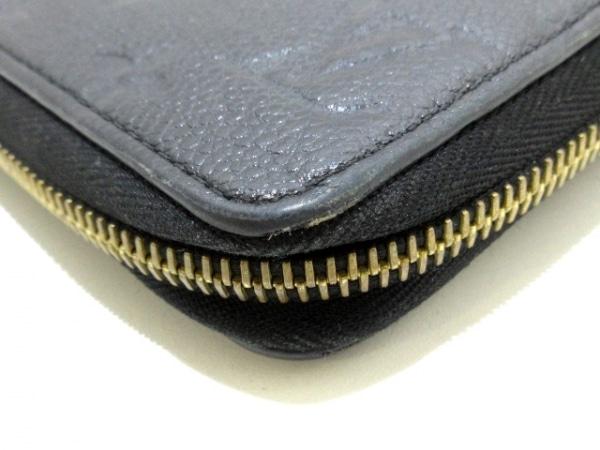 ルイヴィトン 長財布 モノグラム・アンプラント ジッピー・ウォレット M60545