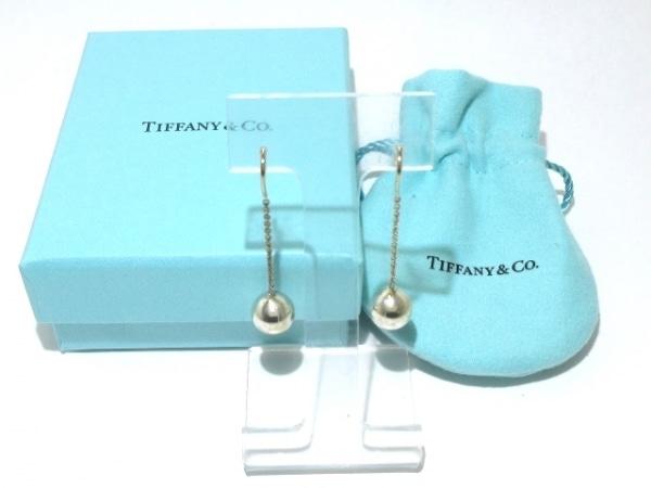 TIFFANY&Co.(ティファニー) ピアス ハードウェア ボール フック シルバー