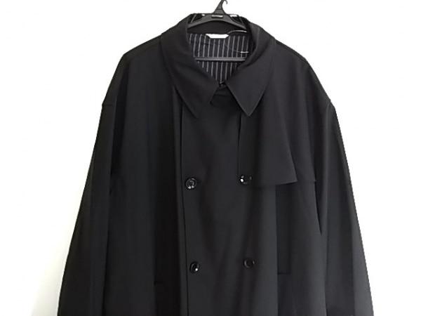 ARMANICOLLEZIONI(アルマーニコレッツォーニ) コート サイズ48 M メンズ 黒 春・秋物