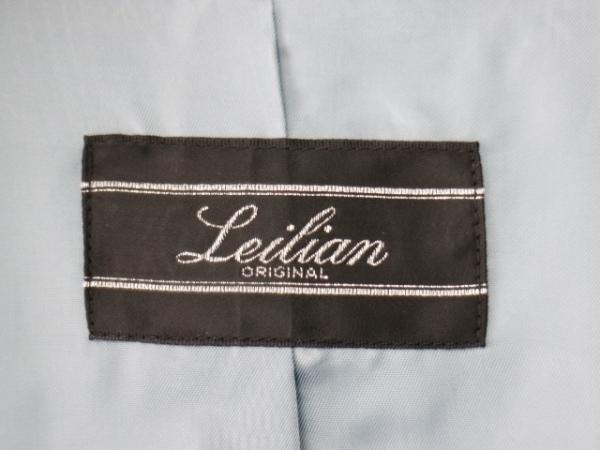 Leilian(レリアン) ジャケット サイズ7 S レディース ライトブルー レザー