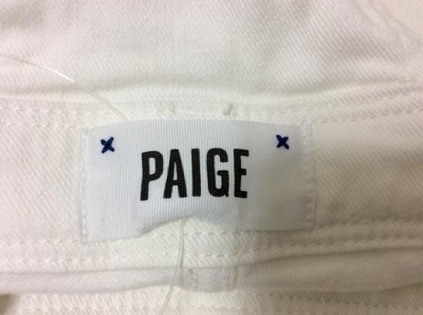 Paige(ペイジ) オールインワン レディース アイボリー ダメージ加工