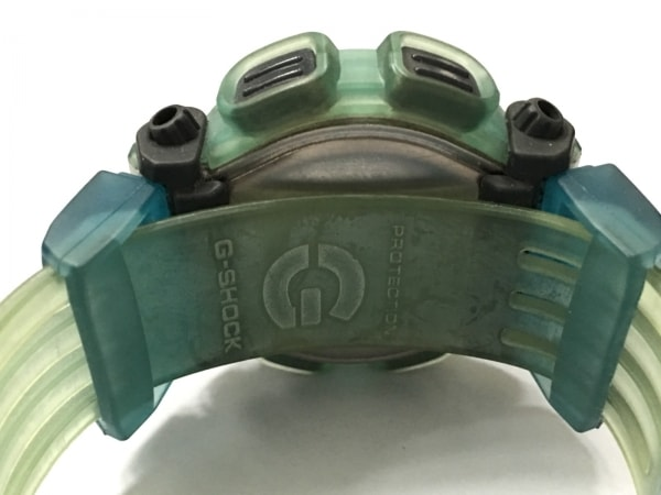 CASIO(カシオ) 腕時計 G-SHOCK DW-9000 メンズ ラバーベルト ダークグレー