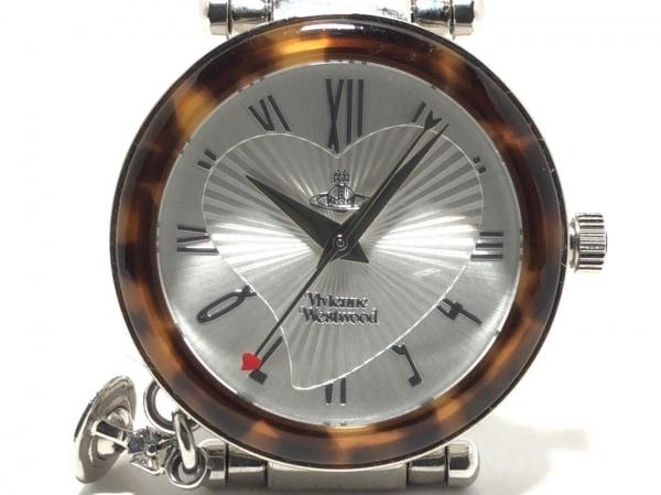 ヴィヴィアン 腕時計 TIME MACHINE VV006SLBR レディース TIME MACHINE シルバー