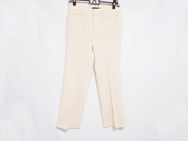 DAMAcollection(ダーマコレクション) パンツ サイズ94-91 レディース美品  アイボリー