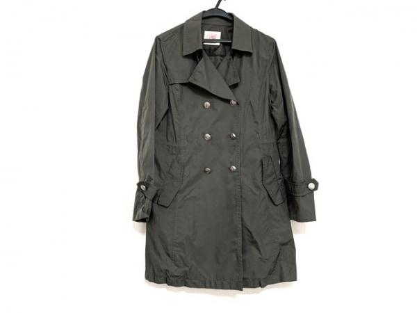 J.PRESS(ジェイプレス) コート サイズ11 M レディース カーキ 春・秋物
