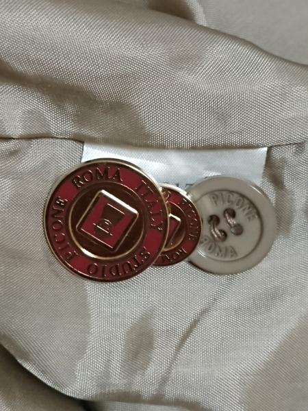 PICONE(ピッコーネ) ジャケット サイズ38 S レディース ベージュ 5