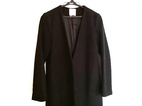 TODAYFUL(トゥデイフル) コート サイズ36 S レディース 黒 冬物