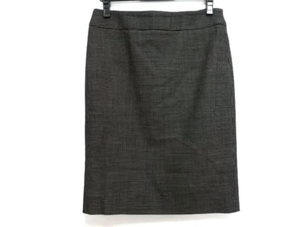 ARMANICOLLEZIONI(アルマーニコレッツォーニ) スカート レディース 黒×白 ドット柄