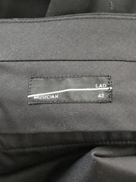 ラッドミュージシャン パンツ サイズ42 L メンズ - 黒 フルレングス 3