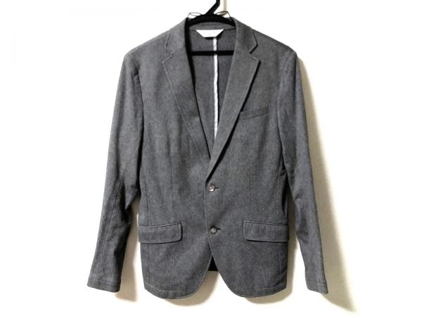 EDIFICE(エディフィス) ジャケット サイズ40 M メンズ美品  ライトグレー