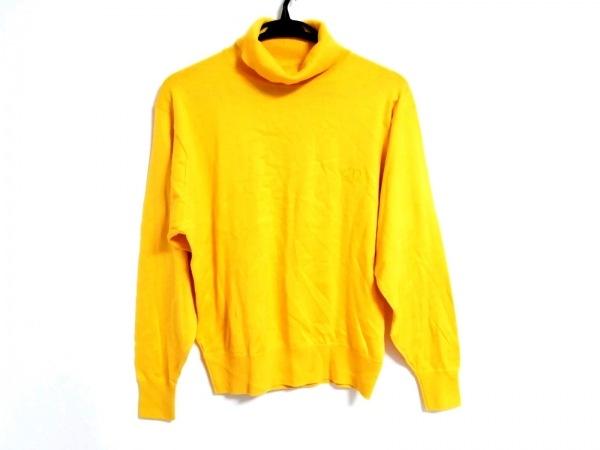 クリスチャンディオールスポーツ 長袖セーター サイズM メンズ オレンジ