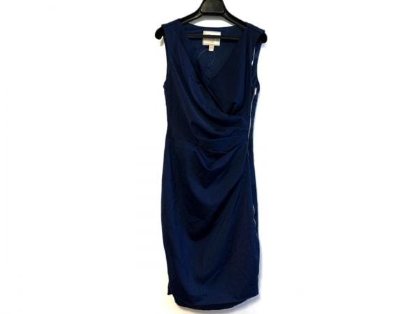 LIPSY(リプシー) ドレス サイズ8 M レディース ネイビー