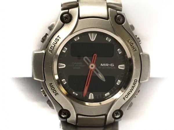 CASIO(カシオ) 腕時計 G-SHOCK/MR-G MRG-130T メンズ ダークグレー