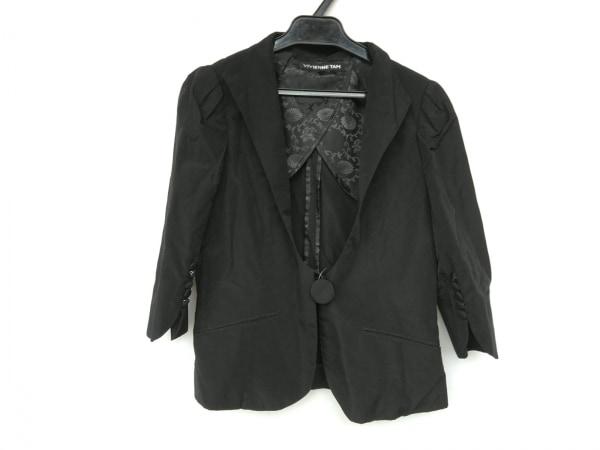 VIVIENNE TAM(ヴィヴィアンタム) ジャケット サイズ0 XS レディース新品同様  黒