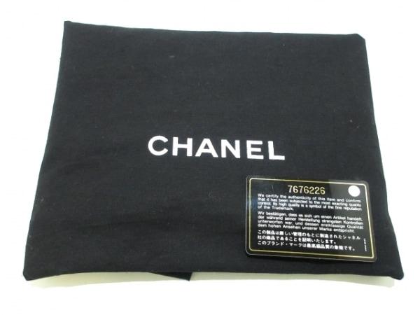 CHANEL(シャネル) トートバッグ 復刻トート ブラウン ゴールド金具 9