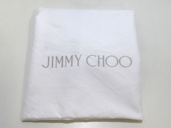JIMMY CHOO(ジミーチュウ) トートバッグ美品  ソフィア 黒 スター/スタッズ レザー