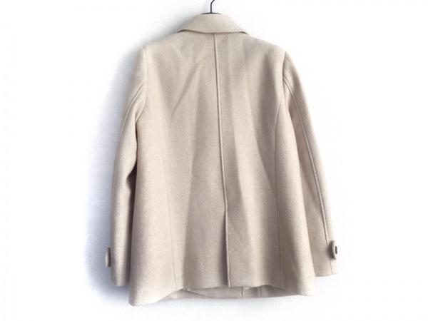 LAUTREAMONT(ロートレアモン) コート サイズ40 M レディース美品  ベージュ 冬物