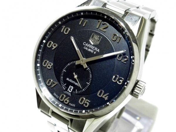 タグホイヤー 腕時計美品  カレラ WAR2110/WAR2110.BA0787 メンズ 裏スケ/キャリバー6