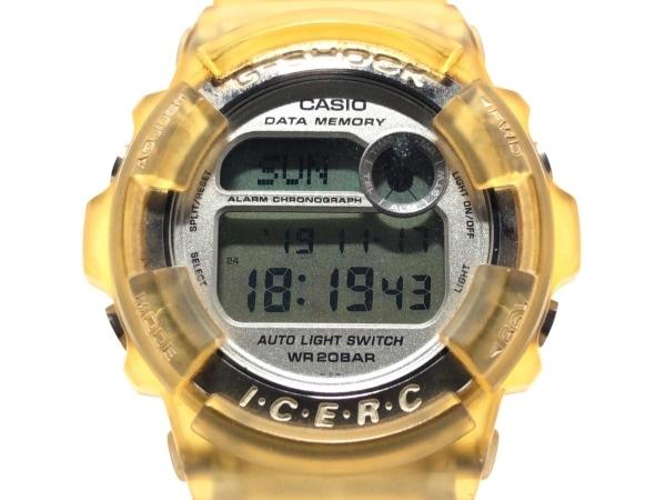 CASIO(カシオ) 腕時計 G-SHOCK DW-9200K メンズ シルバー