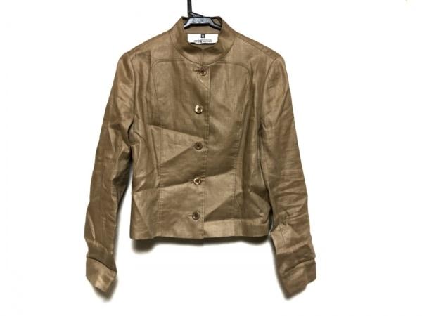 GIVENCHY(ジバンシー) ジャケット サイズ38 M レディース美品  ライトブラウン