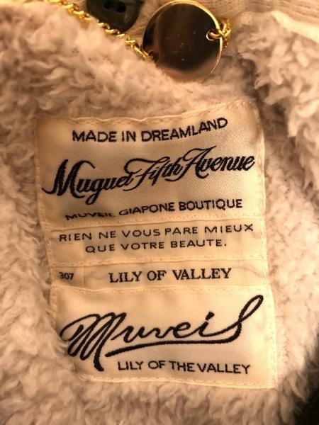 MUVEIL(ミュベール) ブルゾン サイズ36 S レディース カーキ Muguet Fifth Avenue