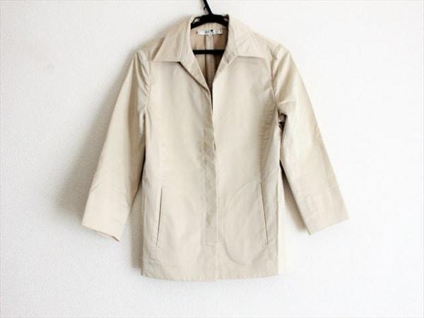 23区(ニジュウサンク) ジャケット サイズ38 M レディース ベージュ
