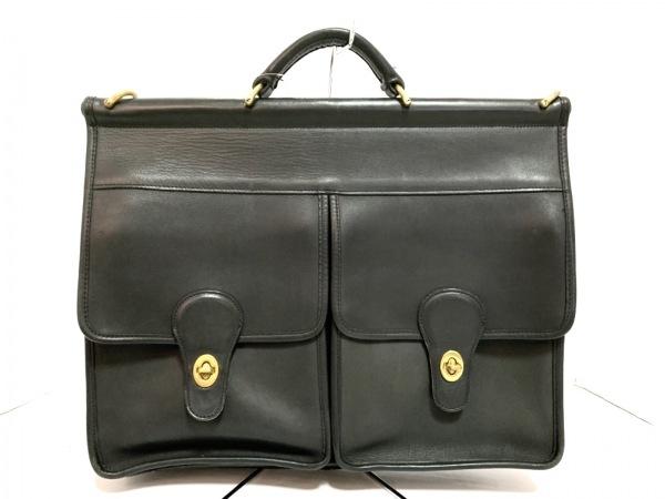 COACH(コーチ) ビジネスバッグ - 5279 黒 レザー