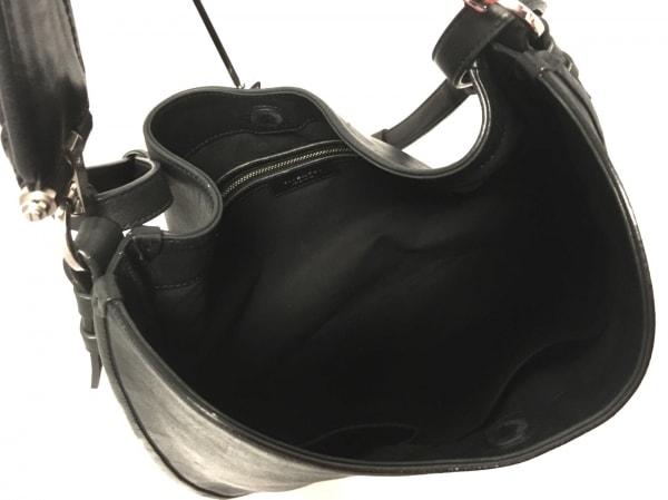 ジバンシー ショルダーバッグ オブセディア ミディアム 14G5618002 黒 レザー