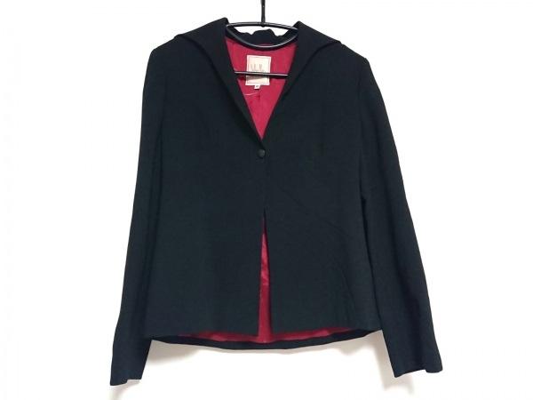 Sybilla(シビラ) ジャケット サイズ40 XL レディース 黒 肩パッド