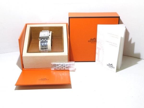 HERMES(エルメス) 腕時計 Hウォッチ HH1.210 レディース アイボリー
