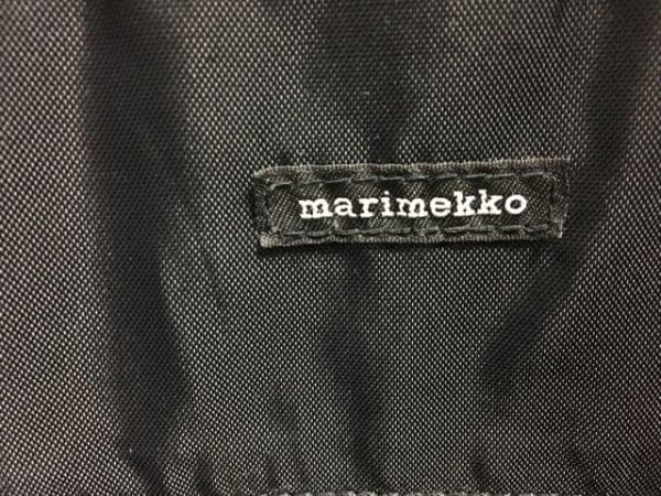 marimekko(マリメッコ) リュックサック美品  コルッテリ シティ ベージュ キャンバス