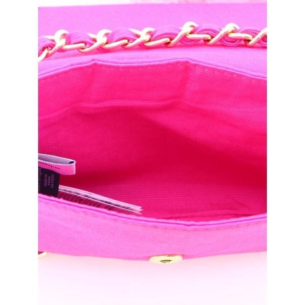 GAP(ギャップ) ショルダーバッグ新品同様  ピンク系 ショルダーバッグ/ポシェット